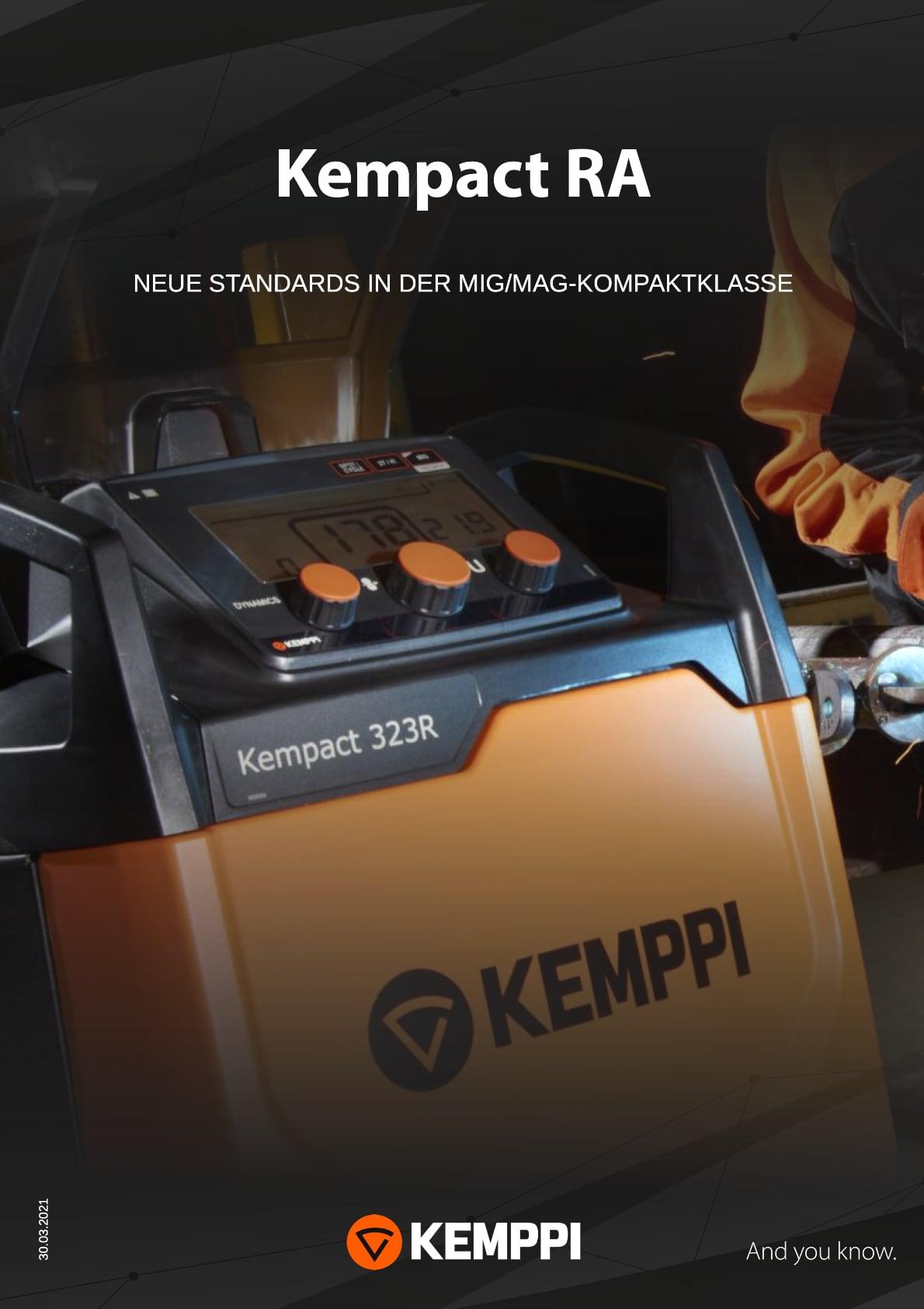 Schweißservice VT Bohmte - Kemppi Kempact RA